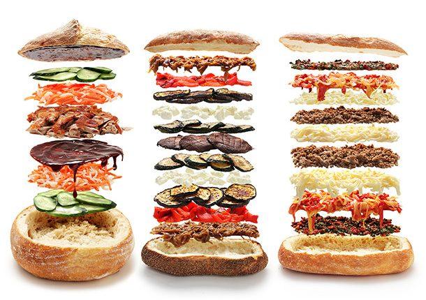 Десет топ- сендвичи