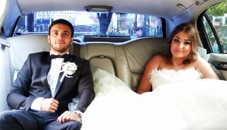 Сузе Турунџиева направи свадба на ќерката Лора