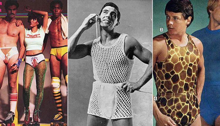 Метросексуалците некогаш- реклами за долна облека