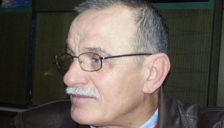 Почина Димитар Чемков