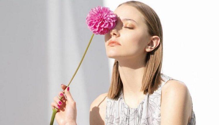 Елена Реи заштитно лице на козметичката куќа La Mer