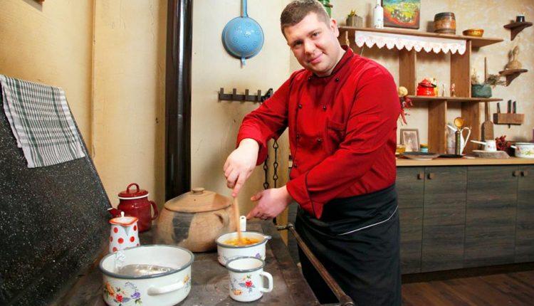 """Македонска кујна на Kitchen TV: """"Сончева гозба"""" со Дејан Карапеев"""