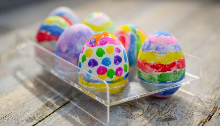 Како да ги украсите јајцата?