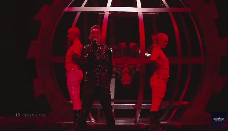 Евровизија, прв дел
