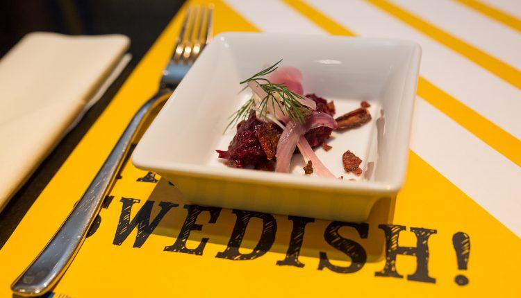 Ај фил фуд. Недела на Шведската кујна: Мали скандинавски пикантерии за големи балкански гурмани