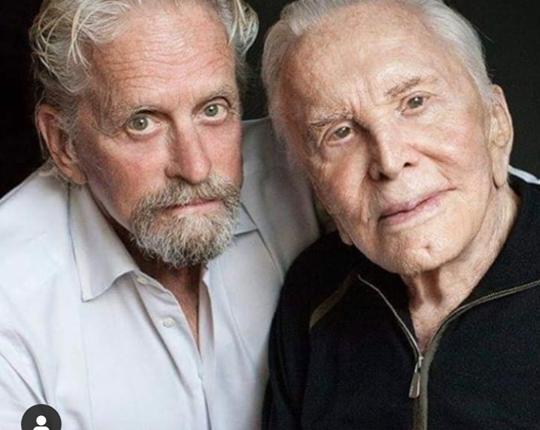Тајната на долговечноста на Кирк Даглас (1916-2020)