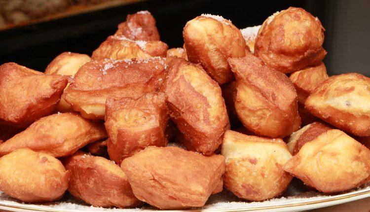 Пирошки од бајат леб