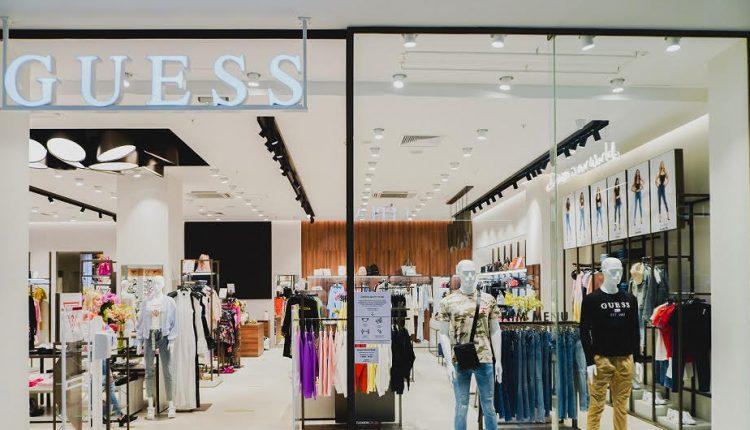 Американскиот бренд GUESS со моно- бренд продавница во Македонија