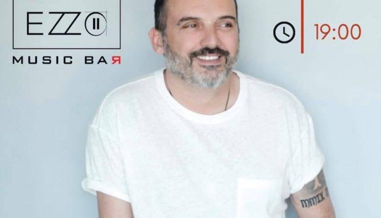 Во недела (4 октомври). Ексклузивна дружба со Тони Цетински во Intermezzo Music Bar