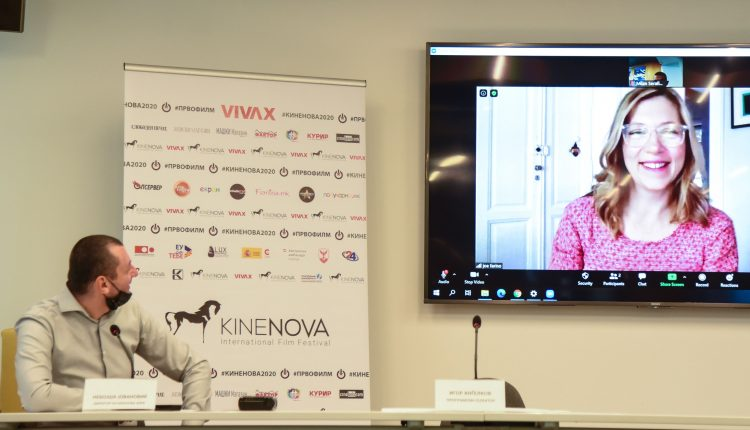 """КИНЕНОВА: Бранка Катиќ и октомври во знак на """"Прво филм"""" на Телевизија 24"""