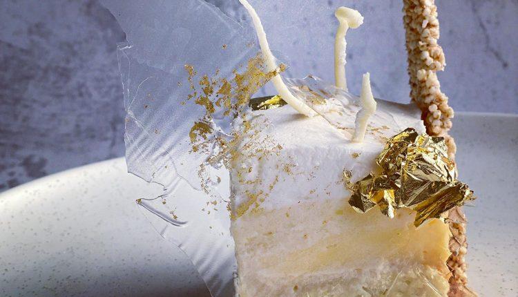 Chef Филип Митевски: Златно стаклено-бело чоколадно задоволство