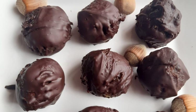 Ќе полудите по овие чоколадни топчиња, што не се печат