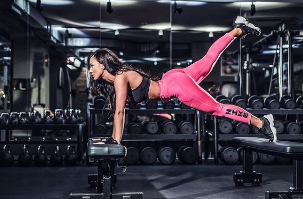 Ружица Арсовска, нов фитнес модел