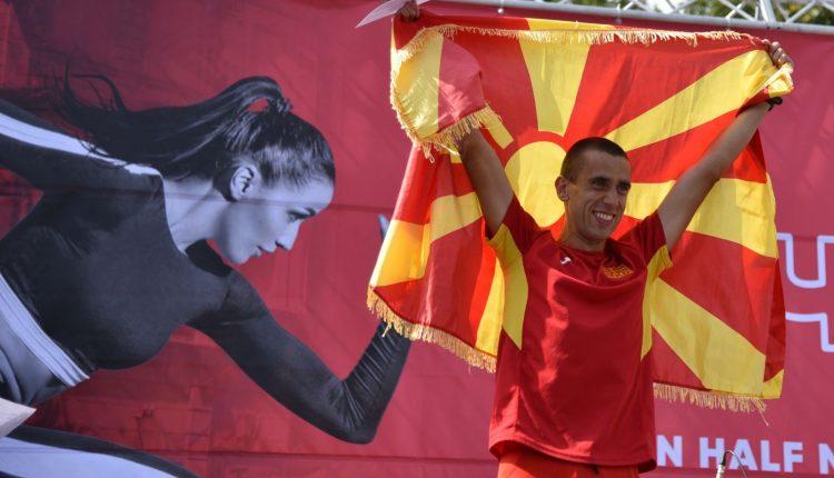 ТРЧАЈ БЕ, атлетска приказна со два нови македонски рекорди и балканско првенство во полумаратон